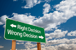 Right or Wrong Decisions image