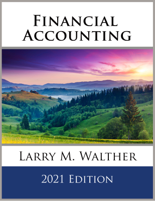 Financial Accounting Textbook 2021