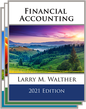 Financial Accounting Textbook Bundle 2021 Edition