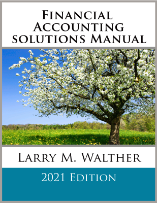 Financial Accounting Solutions Manual 2021