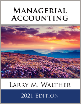 Managerial Accounting Textbook 2021