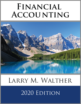 Financial Accounting Textbook 2020 Edition