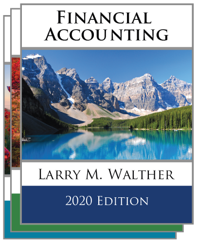 Financial Accounting Bundle 2020 Edition