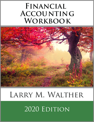 Financial Accounting Workbook 2020 Edition