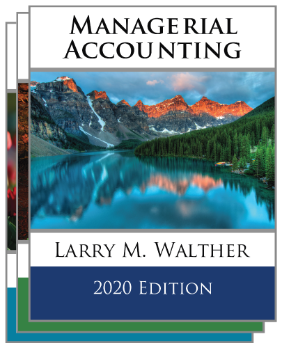 Managerial Accounting Bundle 2020 Edition