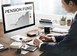 Pension illustration