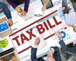 Tax Bill image