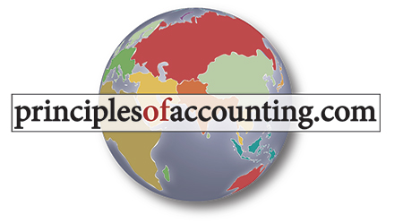 Principles of Accounting globe