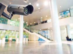 Security Camera Image