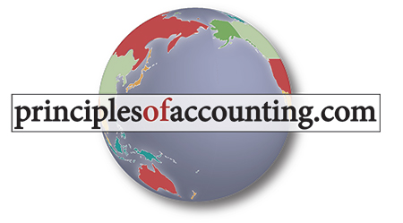 Principles of Accounting globe