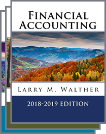 Financial Accounting Textbook Bundle 2018-2019