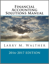 Financial Accounting Solutions Manual