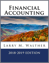 Financial Accounting Textbook 2018-2019 Edition
