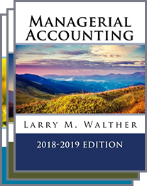 Managerial Accounting Textbook Bundle 2018-2019 Edition