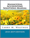 Managerial Solution Manual small
